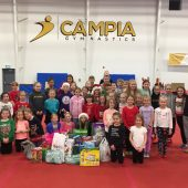 Campia Gymnastics Keep With Tradition