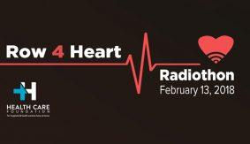 Row 4 Heart Radiothon