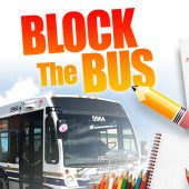 Help us Block the Bus!