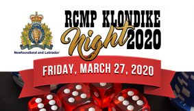 POSTPONED - RCMP Klondike Night